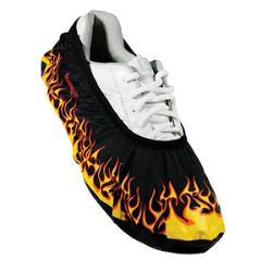 Protector zapato fuego