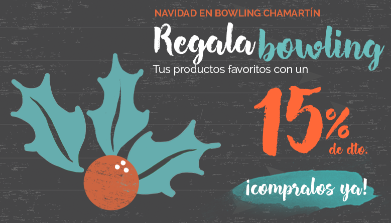 Promociones navidad bowling