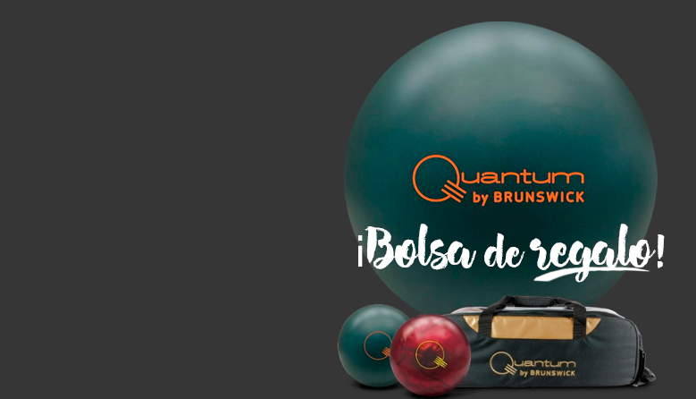 Bolas de bowling Quantum